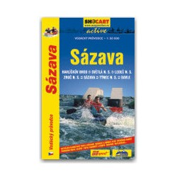 Vodácký průvodce Sázava