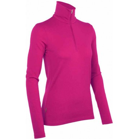 Icebreaker Tech Top LS Half Zip wmn