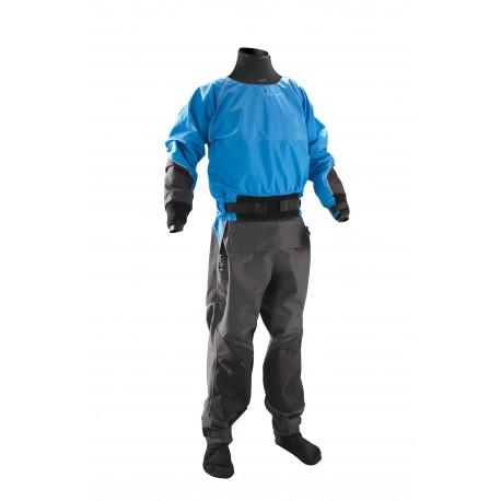 Suchý oblek Quatro Back zip + poklopec