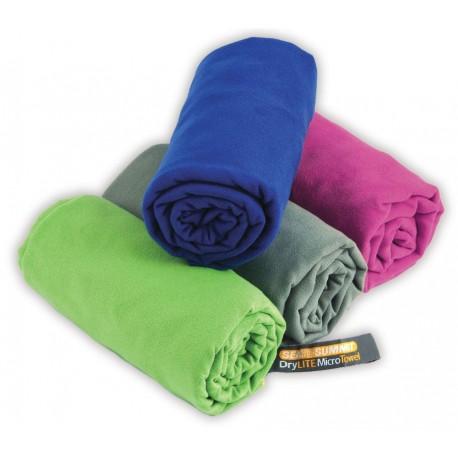 Ručník Sea to Summit Drylite towel antibakt. XL 75*150