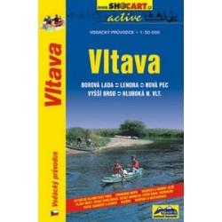 Vodácký průvodce Vltava