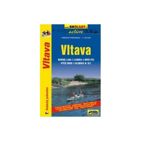 Shocart Vltava vodácký průvodce