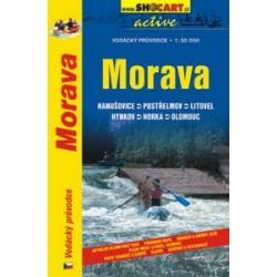Shocart Morava vodácký průvodce