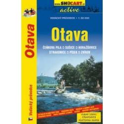 Shocart Otava vodácký průvodce