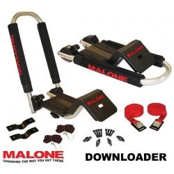 Malone Downloader nosič