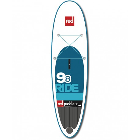 RED Ride 9.8 paddleboard