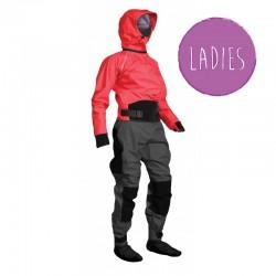CALYPSO 4O2 hood-dámský suchý oblek s kapucí