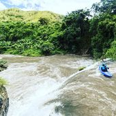 Today we are thankful for coming to places you can only see from a kayak. Happy Thanksgiving! 📸 @zet_kayaks . . . #inwaterwelive #weareoutthere #kayaking #africa #kayakafrica #whitewater #thankskayaking