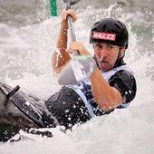 Two 5th places at Australian Open for Hiko Team Riders Ondřej Tunka and Lukáš Rohan. 📷 Martin Hladík . . . . . . #inwaterwelive #planetcanoe #australianopen #icfcanoe #canoeslalom #penrith #australia