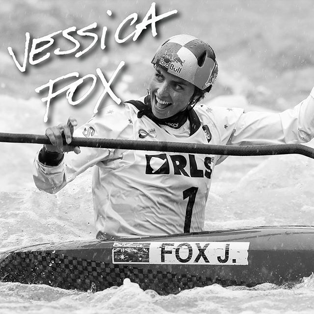 The right answer is Jessica Fox and  the winner is @miquel.trave 👏 Welcome to the Team Jess!🥳 Click to the link in bio to find out why @joeclarkek1 is her favorite person to follow. . . . . . . #inwaterwelive #weareoutthere #planetcanoe #canoeslalom #icfcanoe