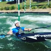 Coach Buchtak - Lesson 1: Don't give up an inch! . . . . . #coachbuchtak #inwaterwelive #weareoutthere #everyinchcounts #kayaking101