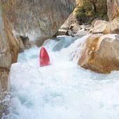 Thuli Bheri River in Nepal. . . . . . . #inwaterwelive #weareoutthere #nepal #dolpo #himalayas #whitewater #kayaking