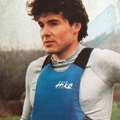 Everyone knows Jiri Rohan as an Olympic medalist, coach, main organizer of World Cups and Championships in Prague. Did you know that at one point he was trying to make it as a model? . . . . . . #inwaterwelive #pragueboy #slalomtroja #canoeslalom #czechcanoe #czechboy